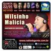 Wilsinho Malícia & Grupo Detali - Sentinela