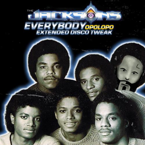 The Jacksons - Everybody (OPOLOPO Extended Disco Tweak)