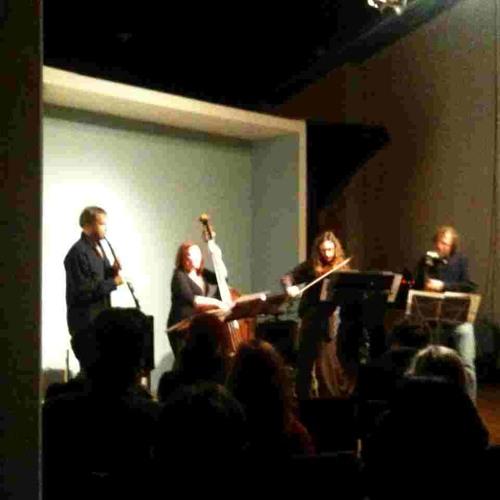 Bristle Live in Studio A KDVS 2012-05-17