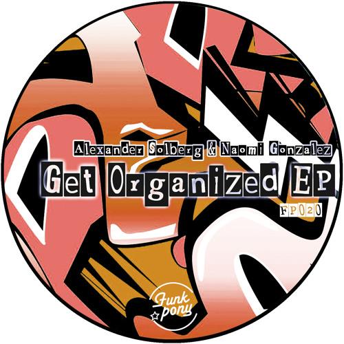 // FP020 // Alexander Solberg & Naomi Gonzalez - Get Organized