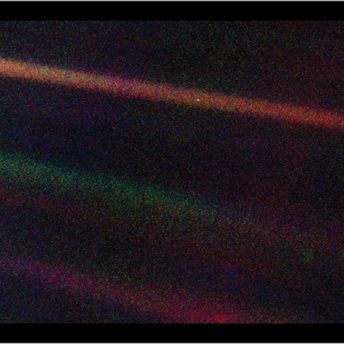 On That Pale Blue Dot