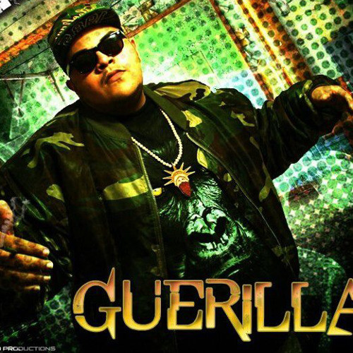 Guerilla - Back then
