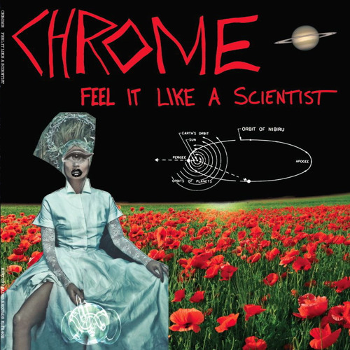PROPHECY Chrome Feel It Like A Scientist