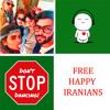 Free Happy Iranians