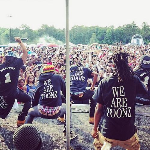 WeAreToonz Ft. T-Pain, French Montana & Lil Jon - NaeNae (Remix) (New)