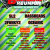 Paul Taylor & 2Funky2 Live P.A - Bring Cake/Bowlers Reunion 20th Birthday