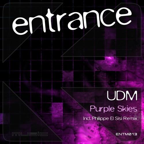 Jordan Suckley - Damaged Radio 002 UDM - Purple Skies(Orig Mix) [MOST EMOTIONAL TRACK]