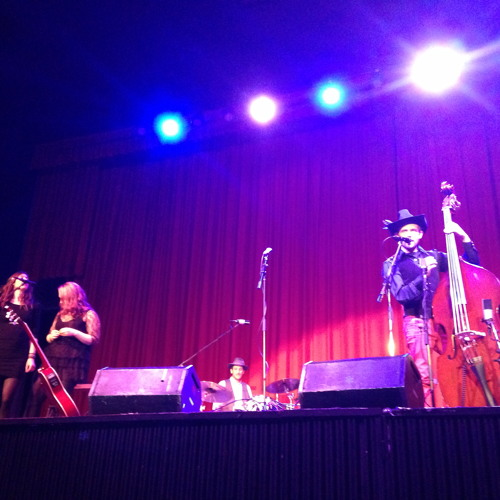 Jeff Gladstone & The Bad Ideas Cowboy Noir EP