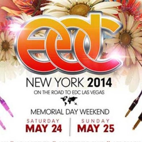 3LAU EDC New York FULL SET 2014