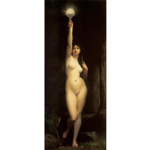 Lady Truth and The Agnostic Phantom