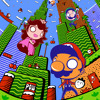 Super Mario Bros 2 - 8 - Bit And Organic (Rap Beat) - Raisi K.