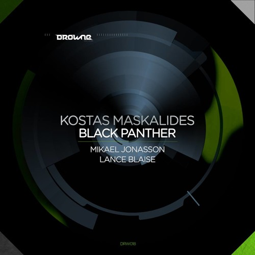 Kostas Maskalides - Black Panther (Original Mix) PREVIEW