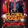 GLOBAL JUGGLAZ  RED AND BLACK 4TH ANNIVERSARY APRIL 2014