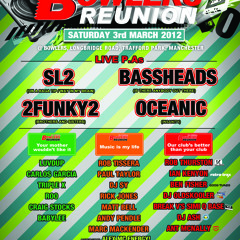 Andy Pendle & Oceanic LIve P.A - Bring Cake/Bowlers Reunion 20th Birthday