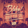 Blake - What You Say (The Squatters Remix)