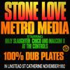 STONE LOVE LS METRO MEDIA IN LINSTEAD NOVEMBER 92