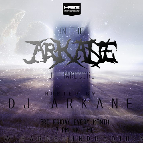 DJ Arkane pres. [ITAOC] May 2014, Guest Mix From Paul Tenisson - HardSoundRadio