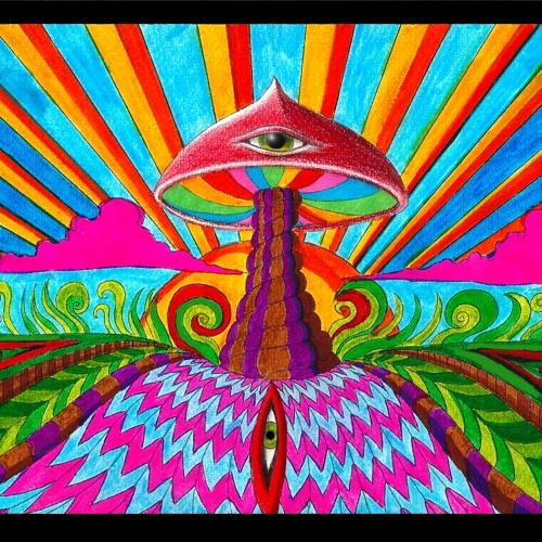 The Mushroom // Paula Daunt