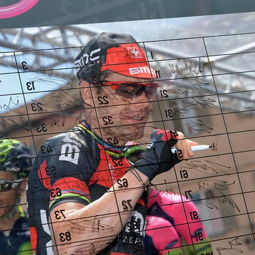 Giro d'Italia Stage 15 - Cadel Evans