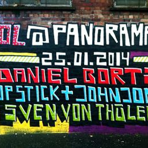 Daniel Bortz Vinyl Dj Set @ Panorama Bar 26.01.14