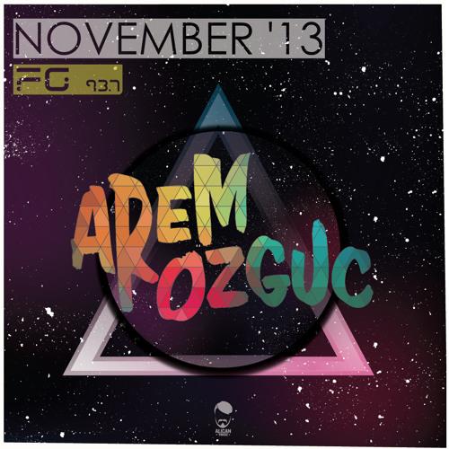 Arem Ozguc @FG 93.7 - November '13