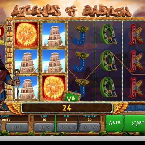 Legends Of Babylon (Computer Game)