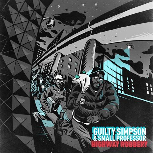 "Guilty Simpson & Small Professor (feat. DJ Revolution) - ""On The Run"""