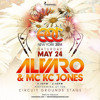 ALVARO & MC KC JONES - Live At Electric Daisy Carnival New York 24-05-2014 *FREE DOWNLOAD*