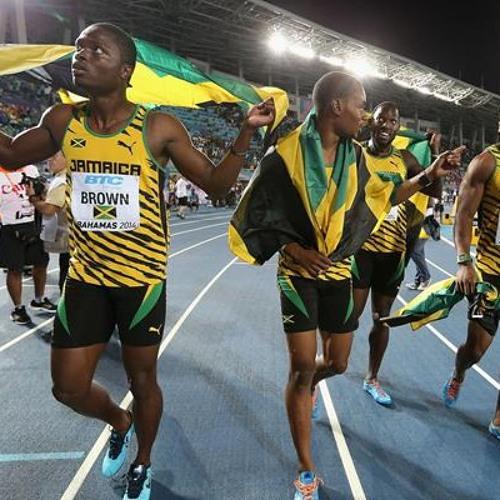 First Heat 4x200—IAAF World Relays—Nassau, Bahamas