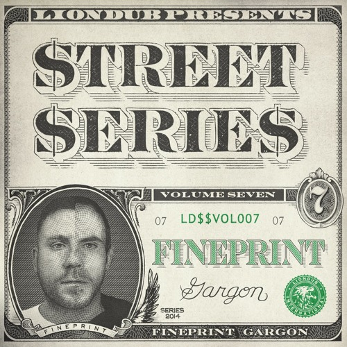 LDSSVOL007 - 3 - Fineprint - Rockaz [Liondub Street Series]