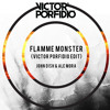 FLAMME MONSTER (Victor Porfidio Edit)- John Dish & Ale Mora Ft. Rihanna