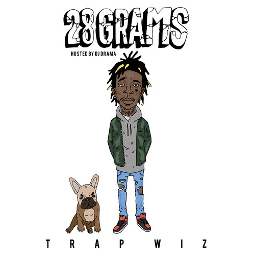 Wiz Khalifa - Aw Shit (28 Grams)