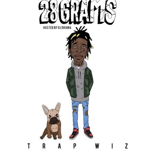 Wiz Khalifa - LetR (28 Grams)