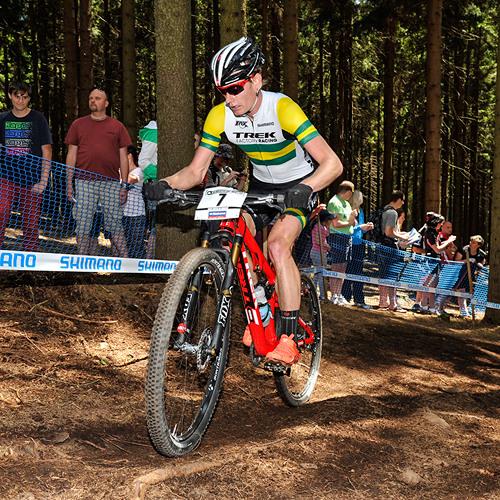UCI MTB World Cup Nove Mesto - Daniel McConnell