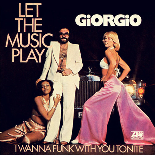 Giorgio Moroder - Let The Music Play (1977)