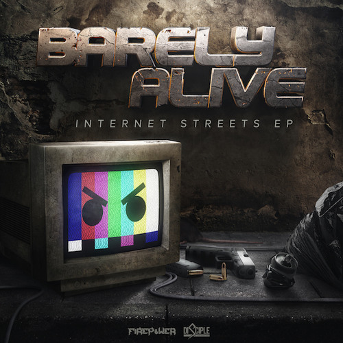 Barely Alive - Cyber Bully feat. Messinian
