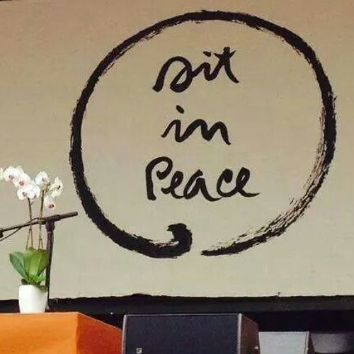 """""""No discrimination"""" Plum Village Sangha at Mindfulness in Education course. Barcelona 2014"""