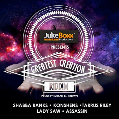 Tarrus Riley - Greatest Creation [Greatest Creation Riddim - JukeBoxx Productions 2014]