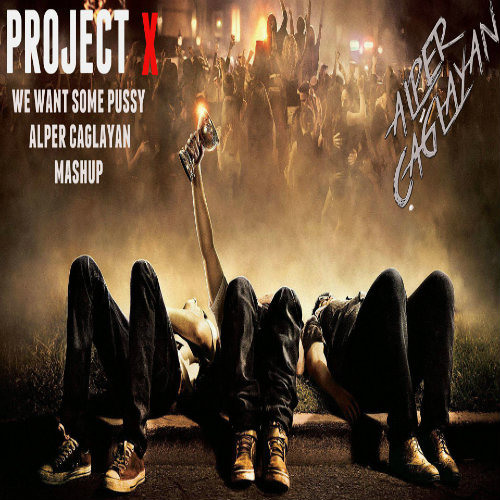 Project X-We want some pussy-Alper Caglayan Mashup