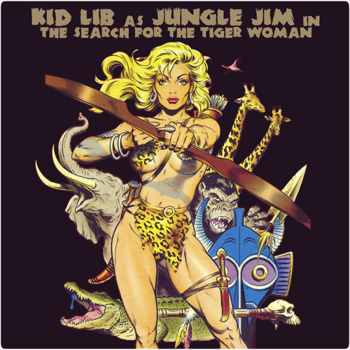 Kid Lib As Jungle Jim In The Search For The Tiger Woman (Episode 1 Preview) Please Read Description!