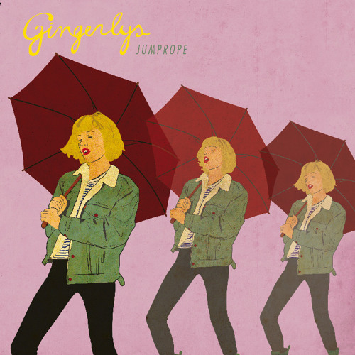 """Gingerlys """"Jumprope"""" EP"""