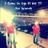 Conjunto Rio Grande - El Corrido De  Los Perez EN VIVO