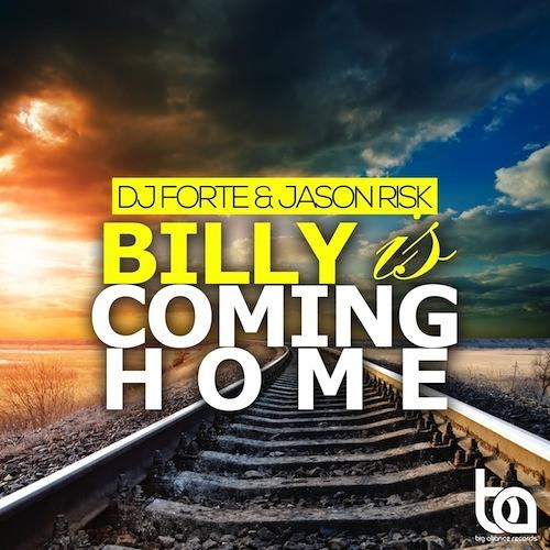 DJ Forte & Jason Risk - Coming Home (Original Mix)