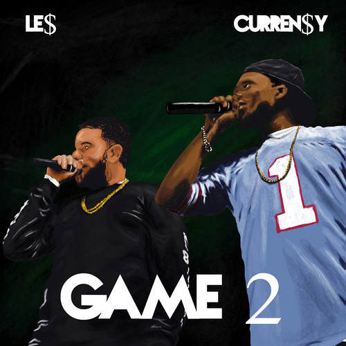 Curren$y - Game 2 ft. Le$