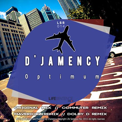 D'JAMENCY - Optimum EP /// Life Sentence Rec.014 - IT