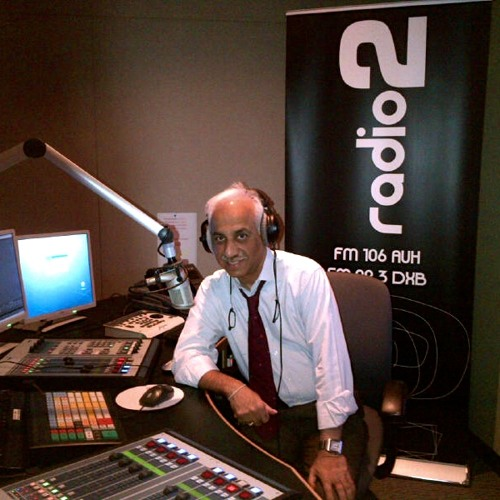 Dr. Pankaj Shrivastav on Radio 2 Gulf News with Accalia Hipwood (26/5/2014)