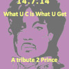 What U C Is What U Get SAMPLE - Full song release 14 July 14