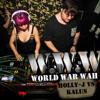 Kalus vs Holly-J - Live Old School Set @ World War Wah 17.05.14