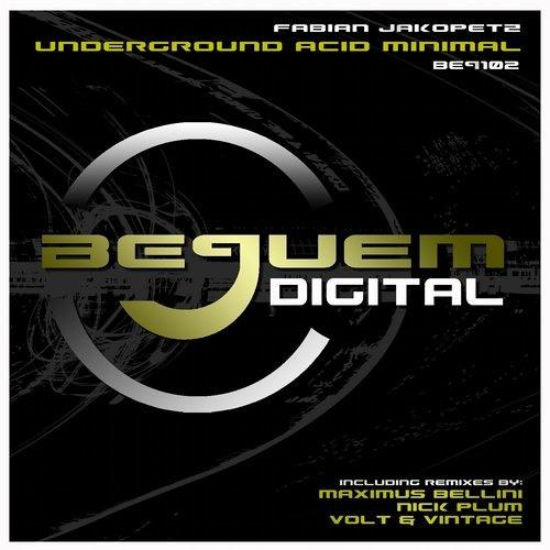 Fabian Jakopetz - Underground Acid Minimal (original mix) - OUT NOW!