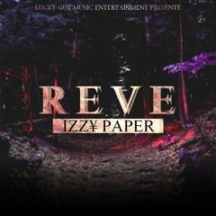 """IZZY PAPER single """"Reve"""" disponible sur iTunes"""